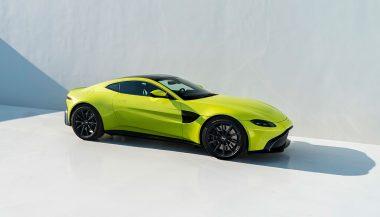 The all new Aston Martin Vantage