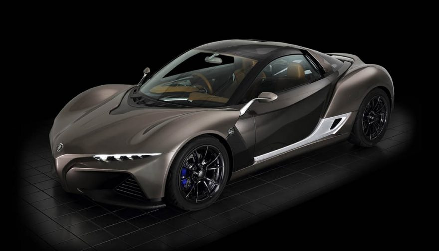 Yamaha cars include the Sports Ride