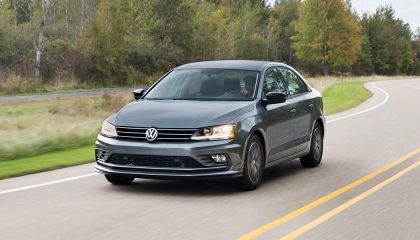 The Volkswagen Jetta is one of the best compact cars