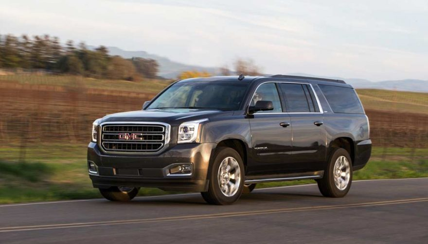 The GMC Yukon XL is one of the best family SUvs