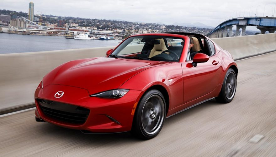 The 2018 Mazda Miata is one of the most fun cars to drive