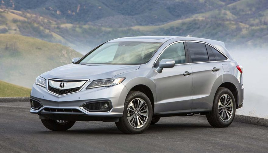 The 2017 Acura RDX
