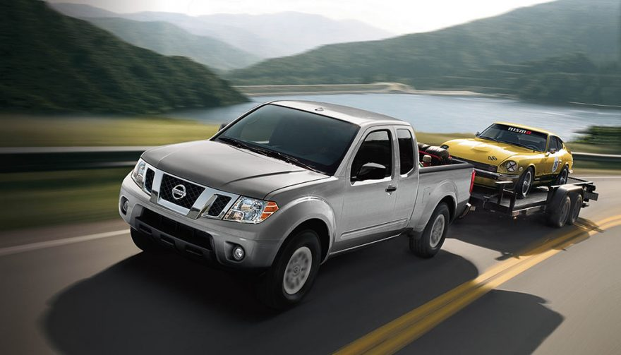 The 2017 Nissan Frontier S is the cheapest new truck