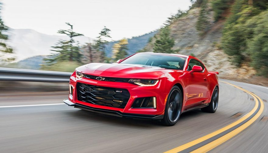 The 2018 Chevrolet Camaro is one of the most fun cars to drive