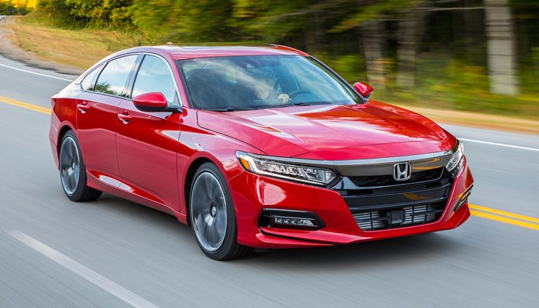 The 2018 Honda Accord