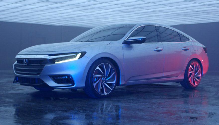 The 2019 Honda Insight