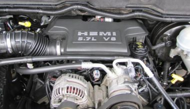 2004 Dodge Ram Hemi Engine