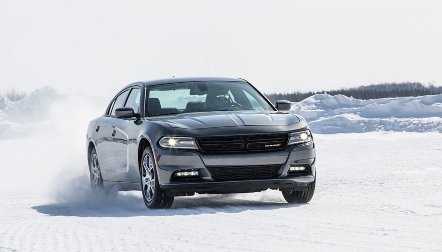 The 2018 Dodge Charger GT AWD is one of the best awd cars
