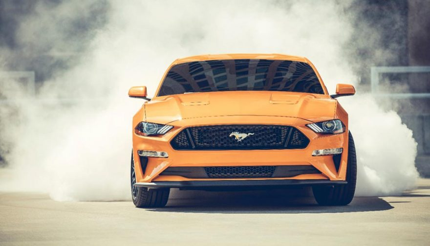 The 2018 Ford Mustang GT is one of the most fun cars to drive