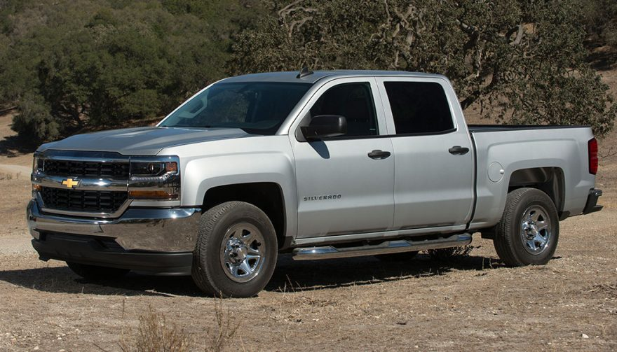 The 2017 Chevrolet Silverado could be the cheapest new truck