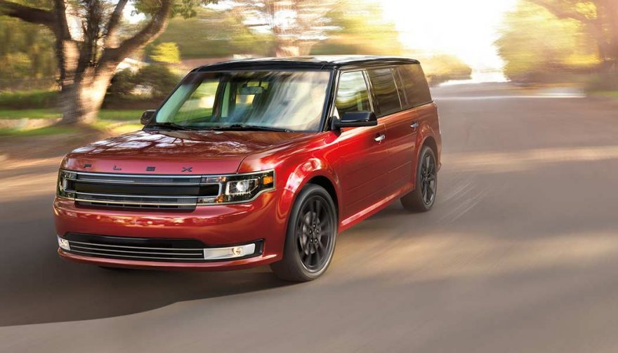 The Ford Flex is one of the best family SUVs