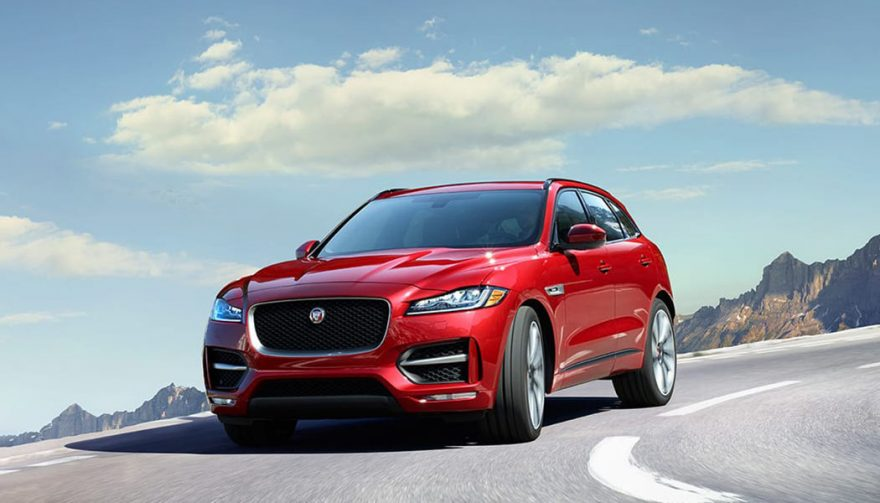 The 2018 Jaguar F-Pace could be considered the best luxury suv