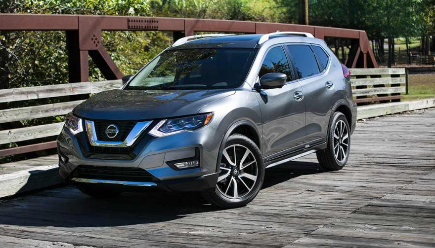 The 2018 Nissan Rogue is one of the best compact suv models
