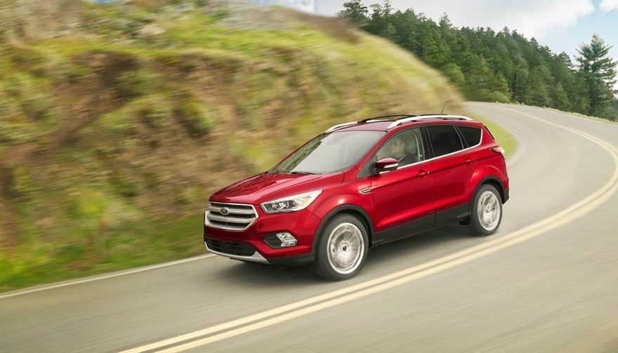 The 2018 Ford Escape is one of the best compact suv models