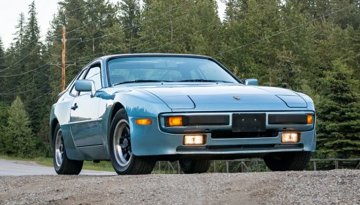 post your ride Porsche 944 feature