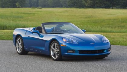 Buying a used sports car
