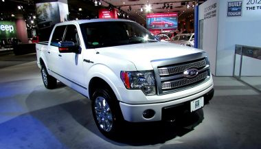 A possible Ford recall could involve move F-150 trucks
