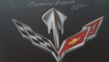 Post Your Ride: 2014 Chevrolet Corvette Z51 Custom Heat Shield