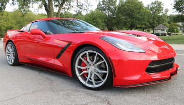 Post Your Ride: 2014 Chevrolet Corvette Z51 Feature