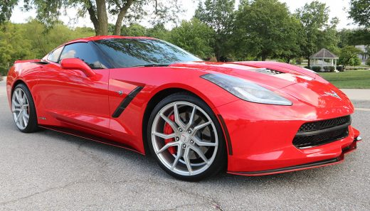 Post Your Ride: 2014 Chevrolet Corvette Z51 Feature
