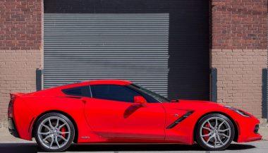 Post Your Ride Chevrolet Corvette Side