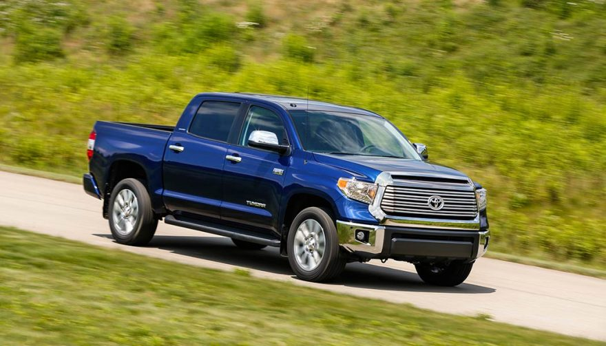 The Toyota Tundra was one of the best selling trucks in 2017