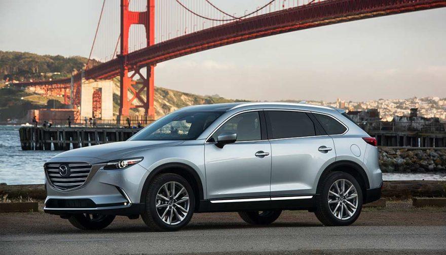 Mazda cx-9 vehicle sales