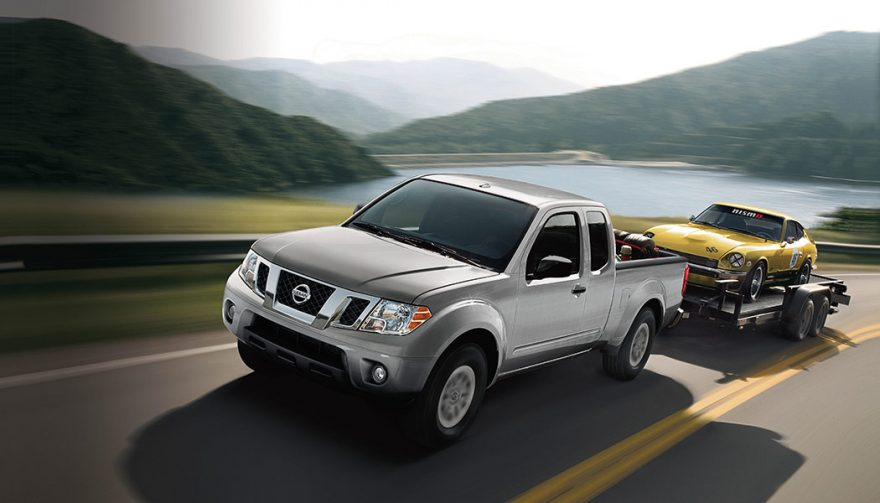 The Nissan Frontier is one of the best selling trucks in 2017