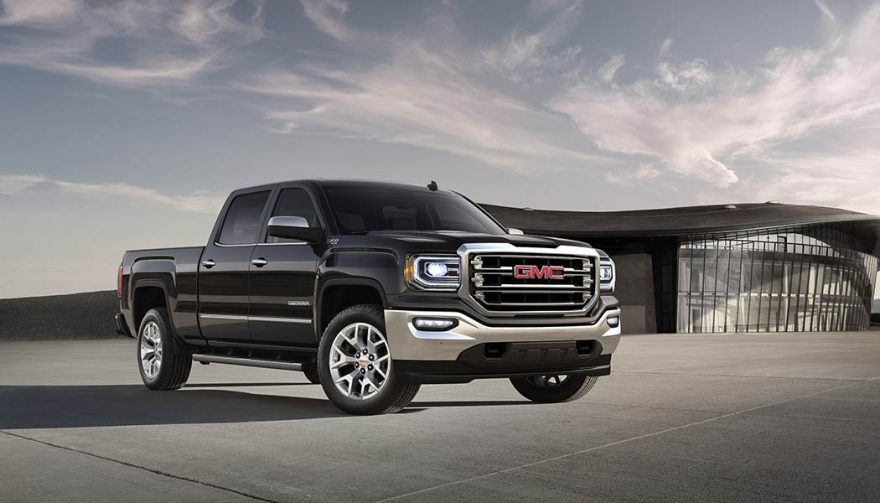 The GMC Sierra was one of the best selling trucks in 2017