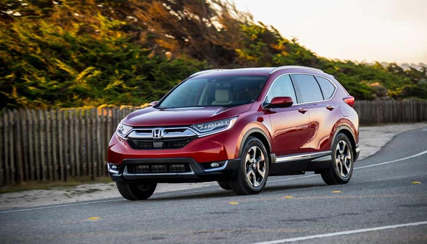 The 2018 Honda CR-V is one of the best compact suv models