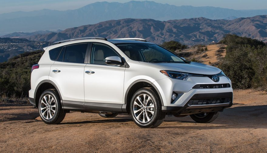 The 2018 Toyota RAV4 is one of the best compact suv models