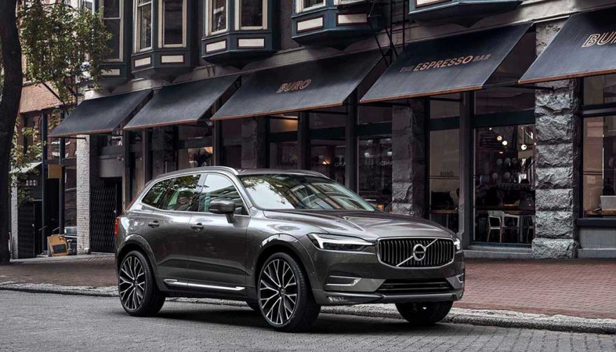 The Volvo XC60 is one of the best self driving cars