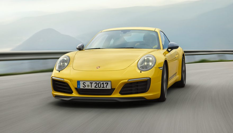The 2018 Porsche 911 Carrera is one of the fastest cars under 100K