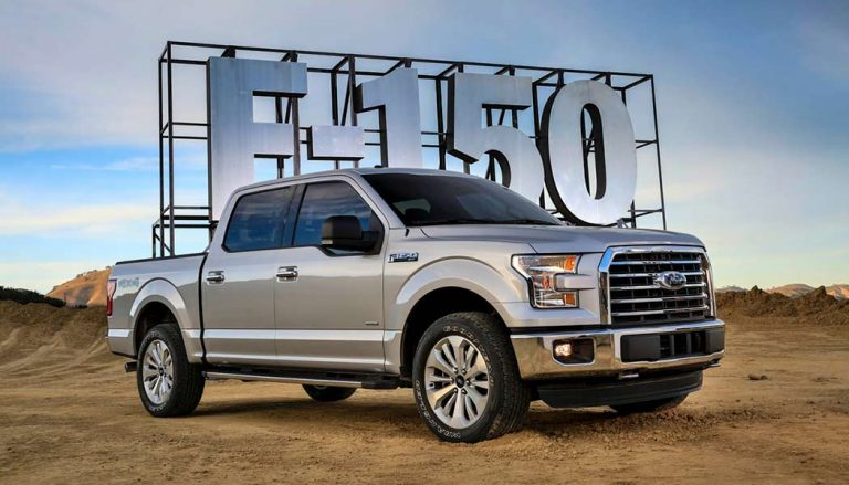 The Ford F-Series is one of the best selling trucks in 2017
