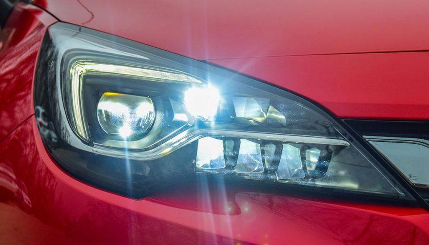 headlight upgrades include LED Headlights