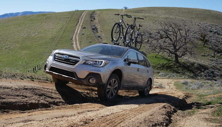 The Subaru Outback was one of the best selling SUVs in 2017