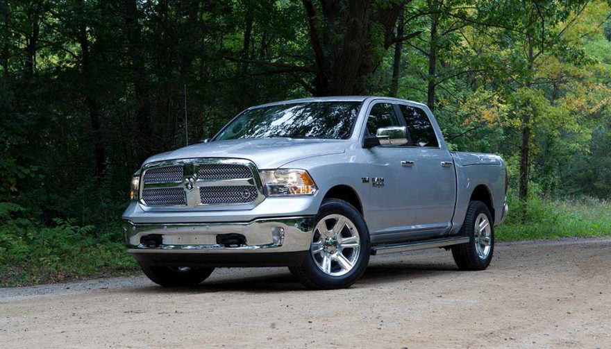 Ram Pickups were some of the best selling trucks in 2017