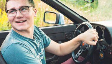 Elliot Alder post your ride porsche 944