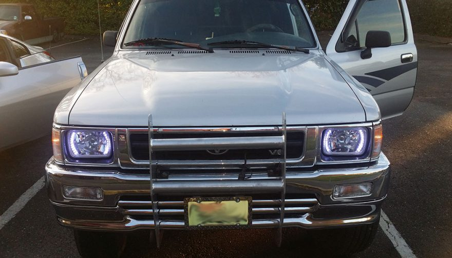 Toyota 4WD pickup SR5 ext cab