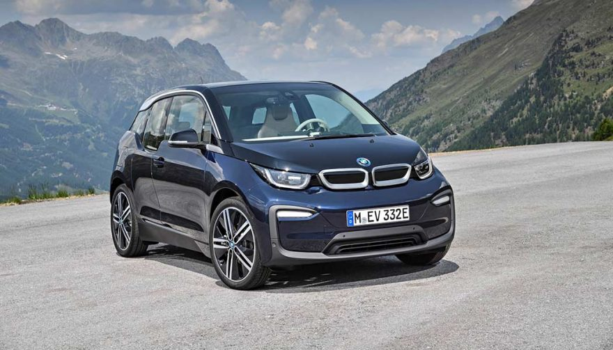 The 2018 BMW i3 is one of the longest range electric car models