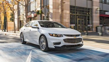 The Chevrolet Malibu was one of the best selling cars in 2017