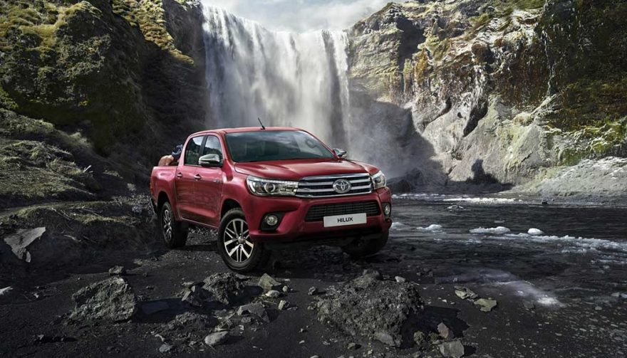 The Toyota Hilux is one of the best trucks not sold in America