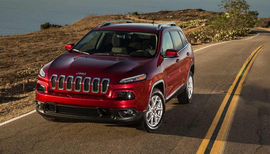 The 2018 Jeep Cherokee is one of the best compact suv models