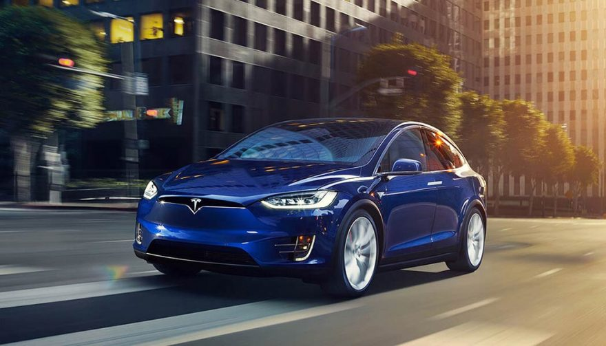 The 2018 Tesla Model X is one of the longest range electric car models