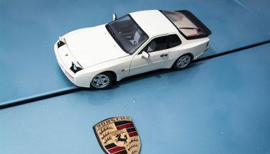 post your ride Porsche 944 diecast
