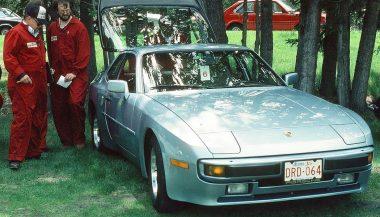 post your ride Porsche 944 vintage