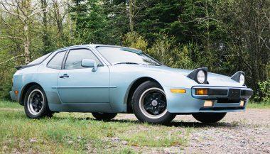 post your ride Porsche 944