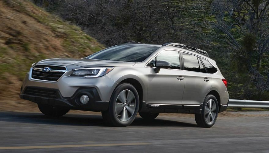 The Subaru Outback was one of the best selling cars of 2017