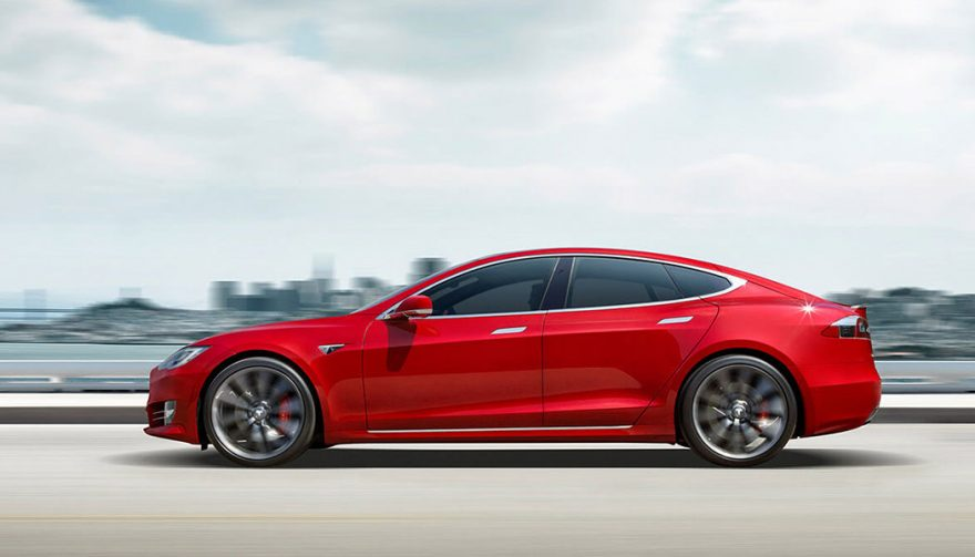 The 2018 Tesla Model S is one of the longest range electric car models