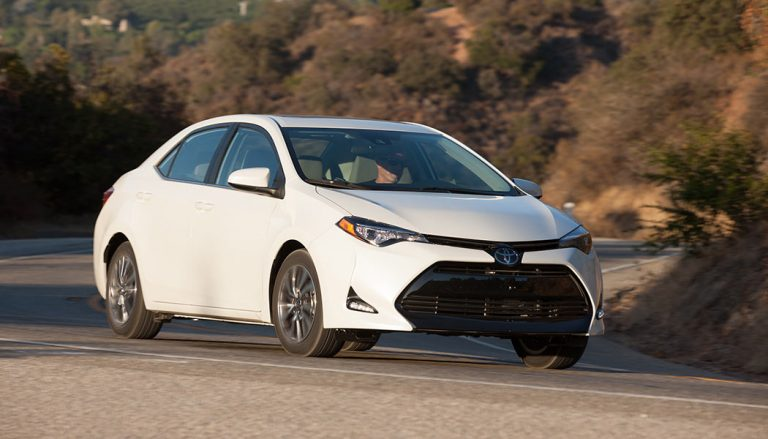 The Corolloa will be built at the new Toyota and Mazda car plant
